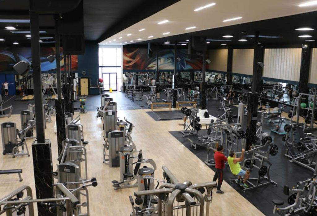 USA Fitness Reseda Mega Center